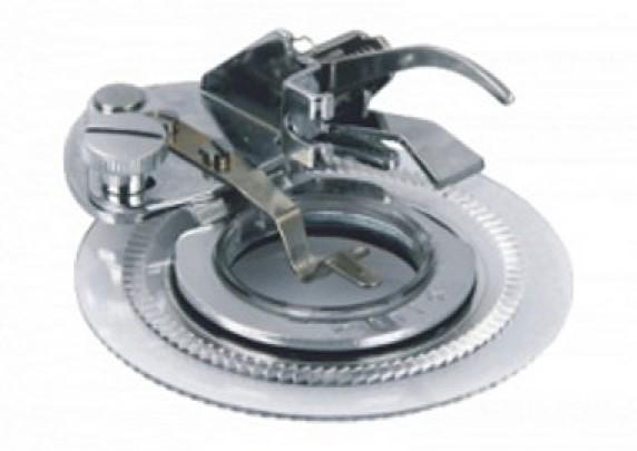 Patka pro kruhové výšivky - nové stroje Veritas