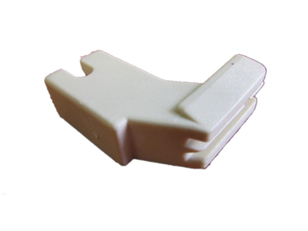 Patka na skyrtý zip univerzální - staré šicí stroje Veritas