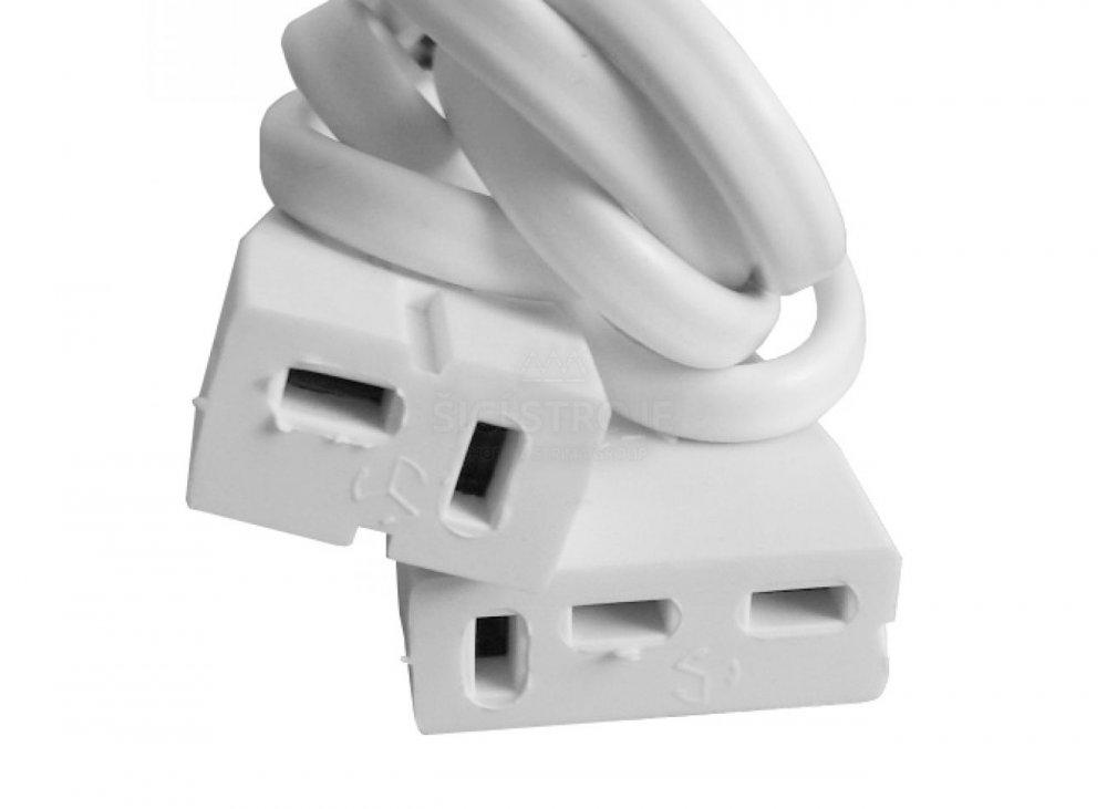 """Přívodní kabel pro staré stroje VERITAS (konektory """"L"""")"""